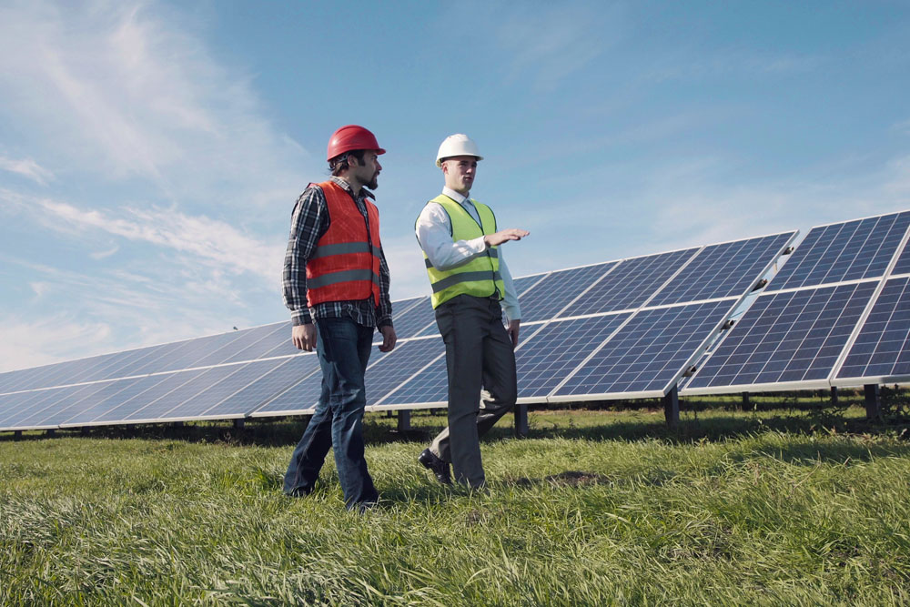 Connolly Land & Developments - Solar Farms